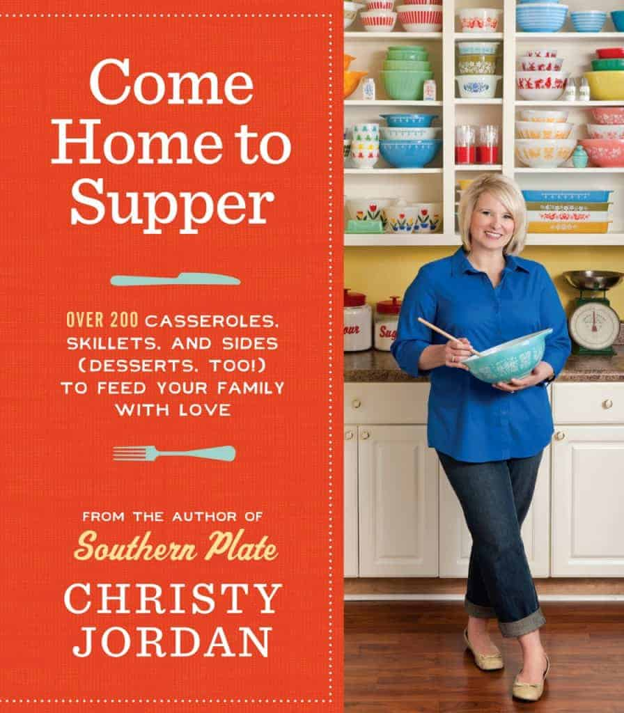 Come Home To Supper - Over 200 Casseroles, Skillets, and Sides (Desserts, too!) To Feed Your Family With Love Debuts October 22!  Preorder now :)