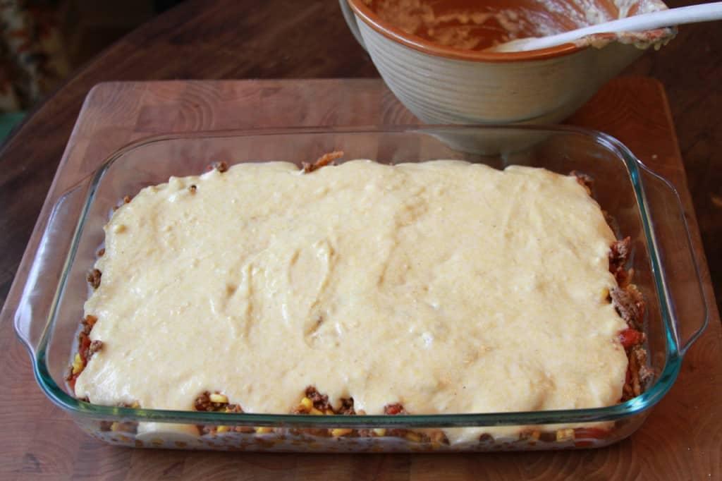 Family Favorite Tamale Pie
