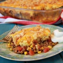 Tamale Pie Featured