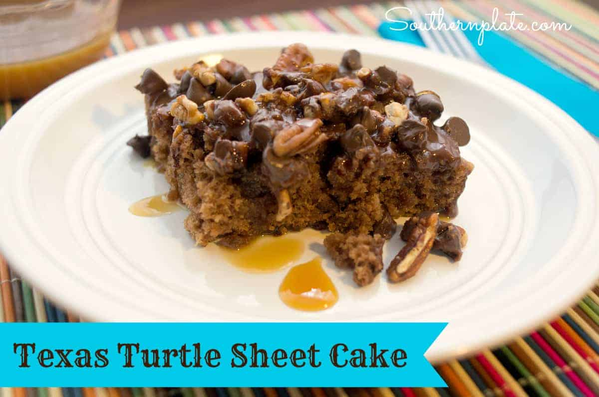 Texas Sheet Cake Recipe Southern Living