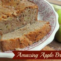 Amazing Apple Bread
