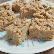 Fudgey Peanut Butter Rice Crispy Bars