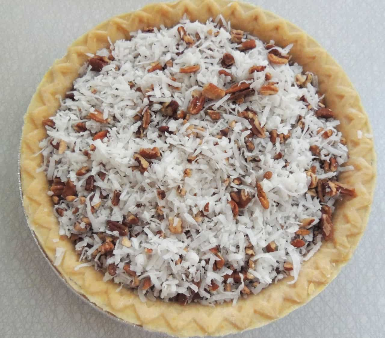 German Chocolate Pie | Southern Plate