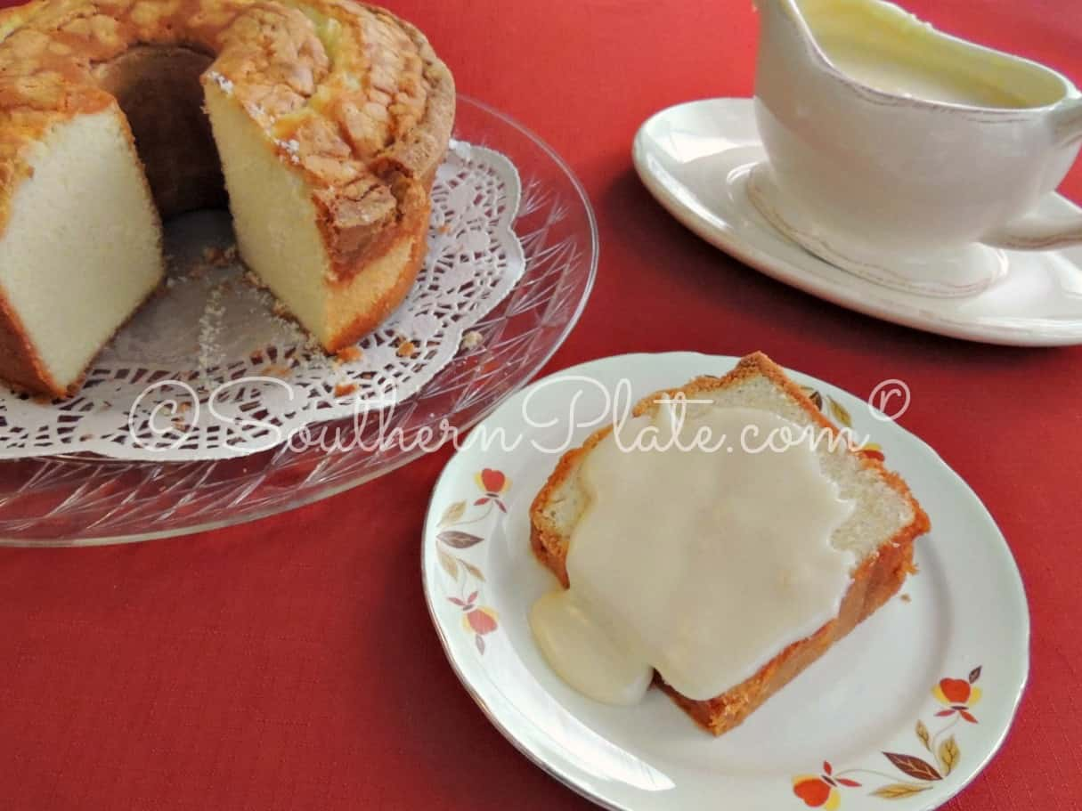 Aunt Sue S Famous Pound Cake Southern Plate