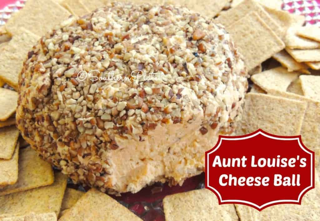 Aunt Louise Cheese Ball