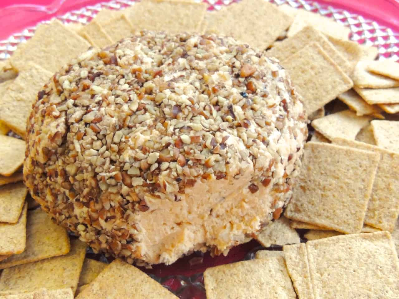 Aunt Louiseu0027s Cheese Ball & Aunt Louiseu0027s Cheese Ball | Southern Plate