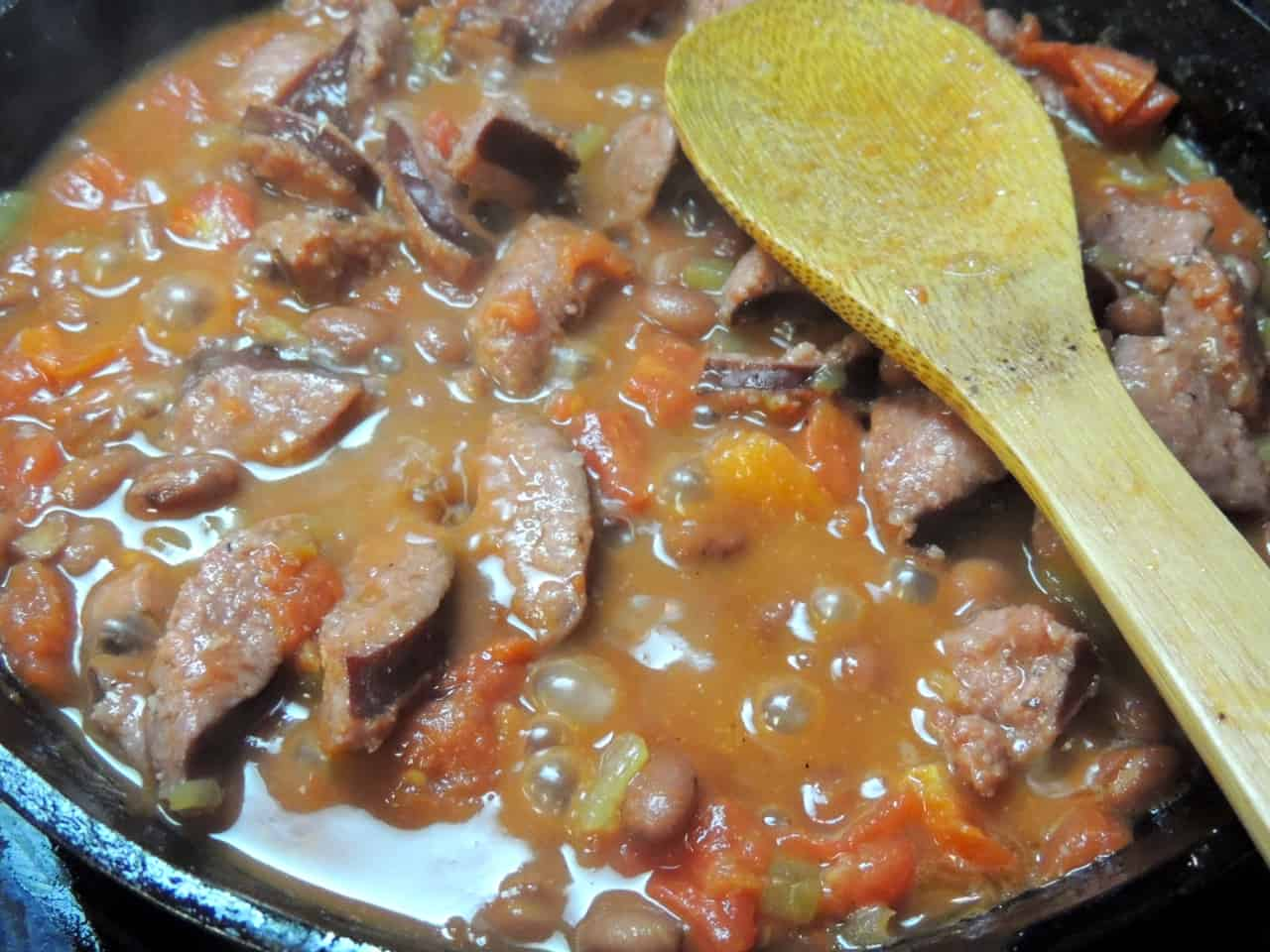 Red Beans And Cornbread Online Potluck Of Recipes