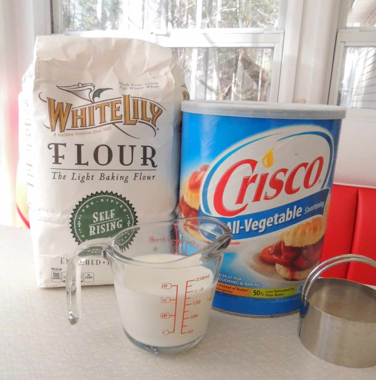 White Lily Self Rising Flour Biscuit Recipe