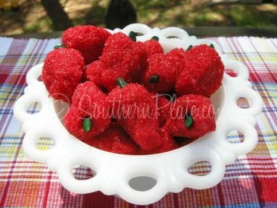 Cornetha's Strawberry Candy