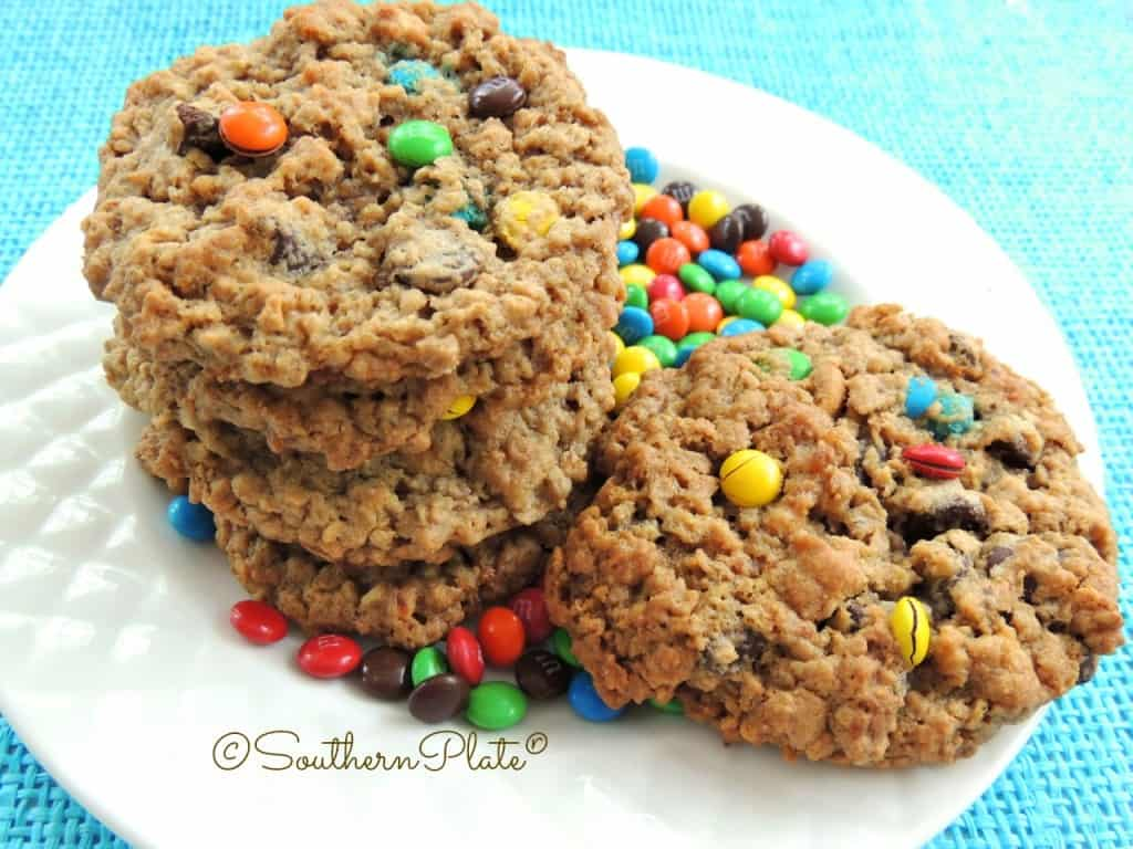 The Monster Cookies Everyone Loves! | Southern Plate