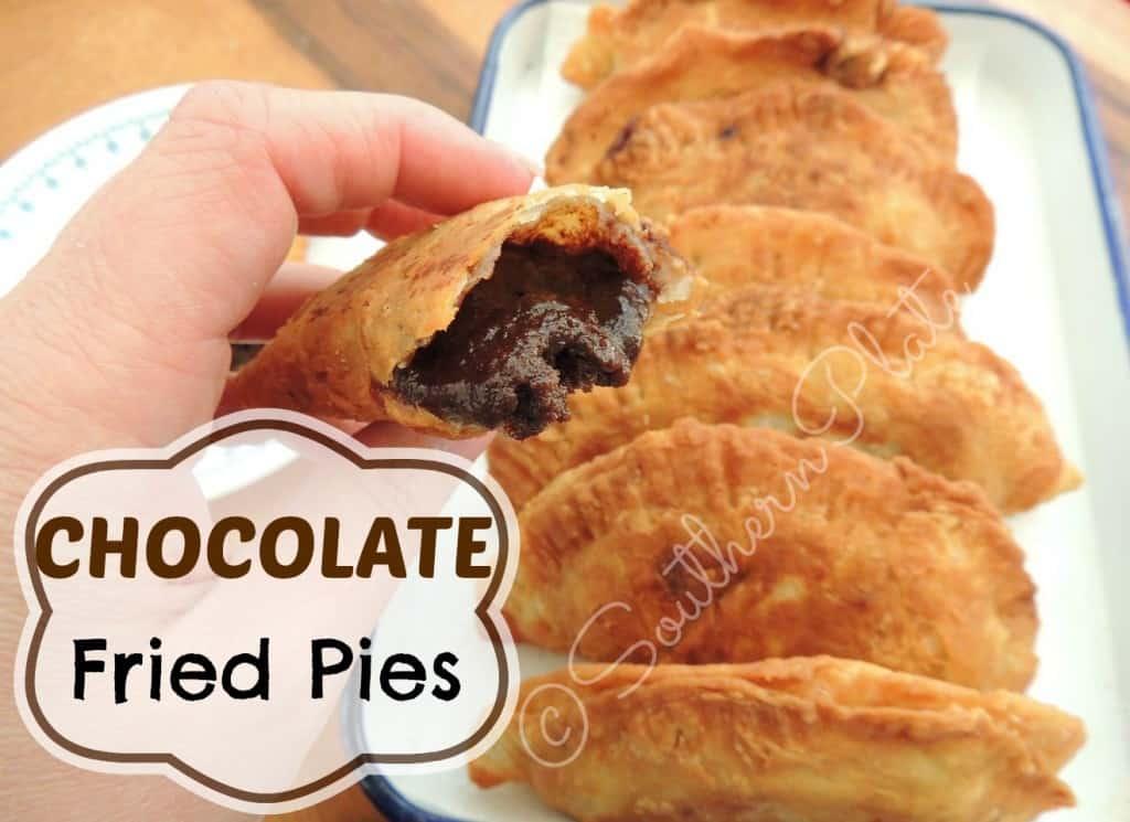 chocolate-fried-pies