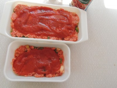 Italian Meatloaf - and how to be Important