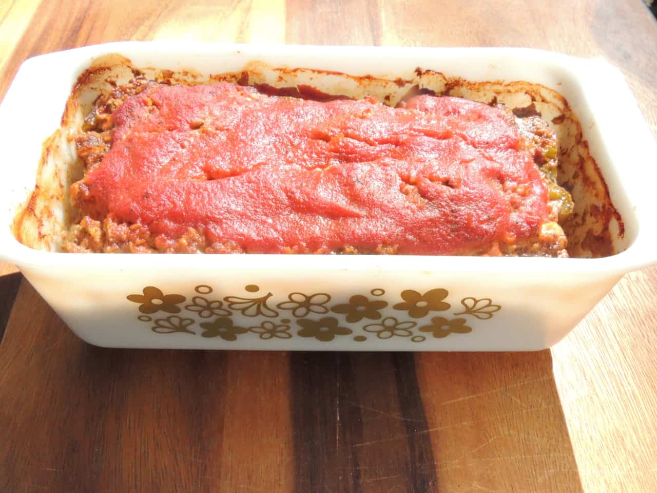 Italian Meatloaf – and How To Be Important | Southern Plate