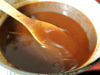 Christy's Number 5 BBQ Sauce