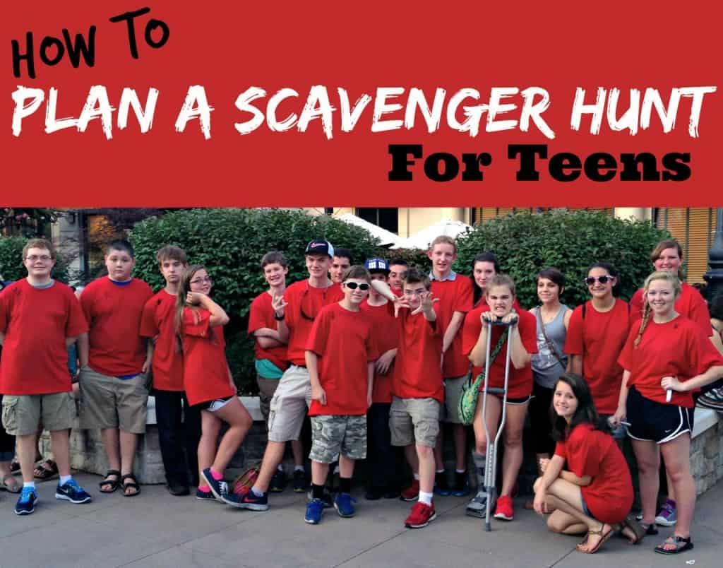 Scavenger hunt prizes mall Prize Scavenger