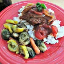 Swiss Steak from SouthernPlate