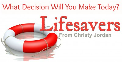 What decision will you make today