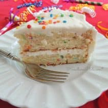 Easy Peasy From Scratch Birthday Cake