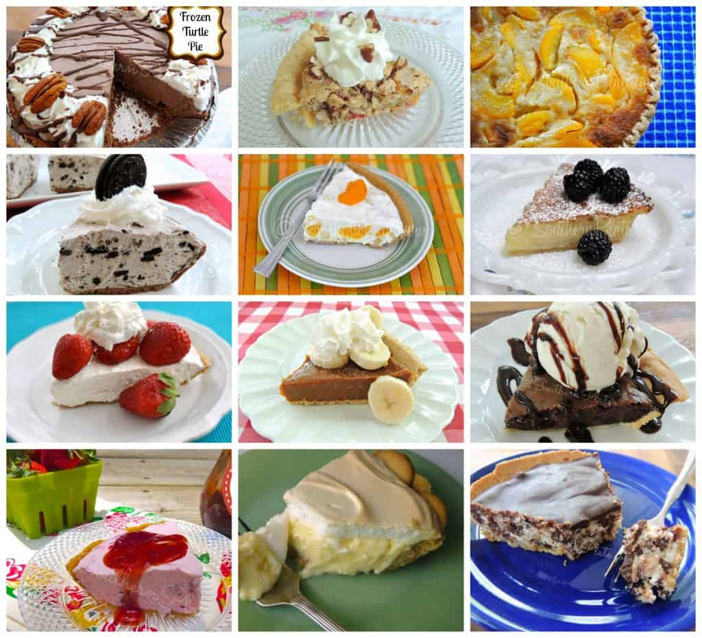 12 Summer Pie Recipes