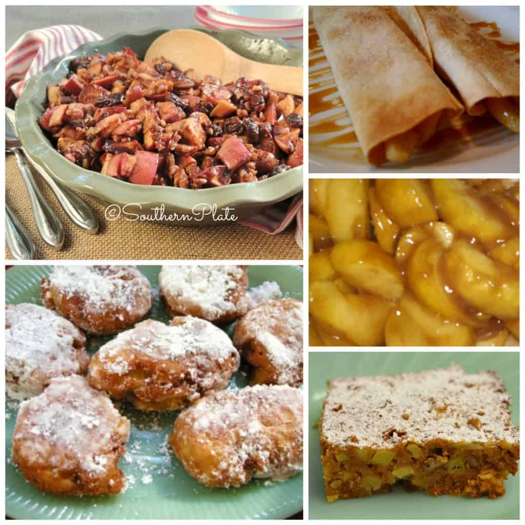 fritters, flautas, & snack cake, oh my! 5 must make apple recipes