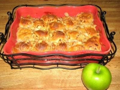Mama and Grandmama's Apple Dumplings