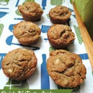 Quick N Tasty Apple Bran Muffins
