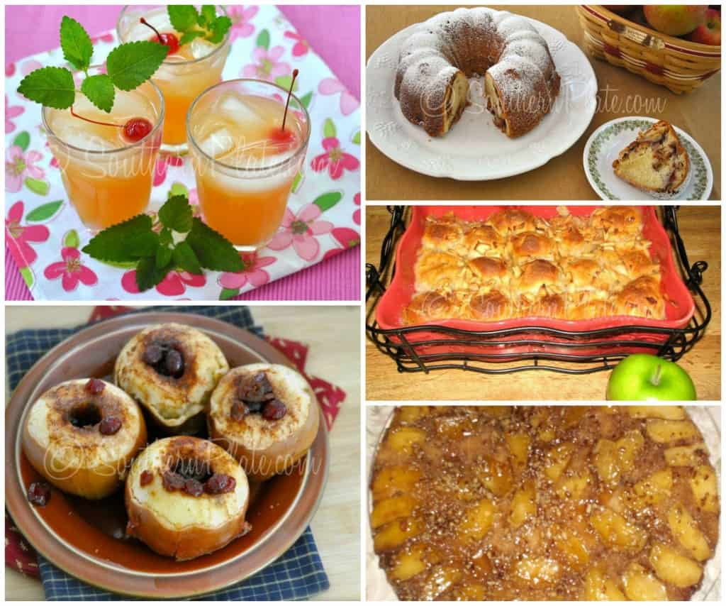 apple week begins with these 5 apple recipes