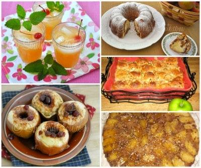 apple week recipes part 1