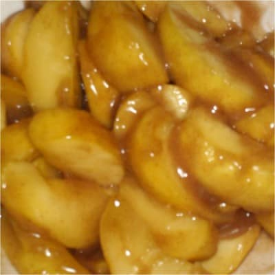 Old Fashioned Fried Apples Recipe