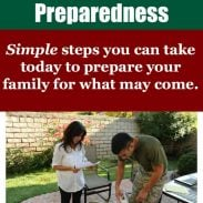 Practical Preparedness- Simple steps you can take today to prepare your family for whatever may come