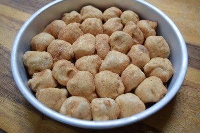 Cream Cheese Stuffed Monkey Bread - and Podunk Piddlies