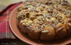 Cream Cheese Stuffed Monkey Bread - Soooo good! - 19