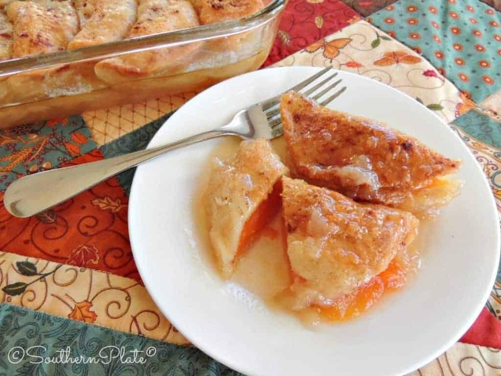 Sweet Potato Dumplings - Heaven on a plate!