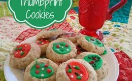 Pecan Thumbprints