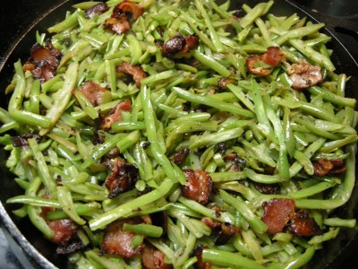 Sweet and Sour Green Beans - these freeze really well! Just heat and eat!