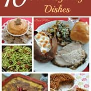 10 Make Ahead Thanksgiving Dishes