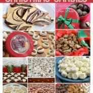 Favorite Christmas Candies
