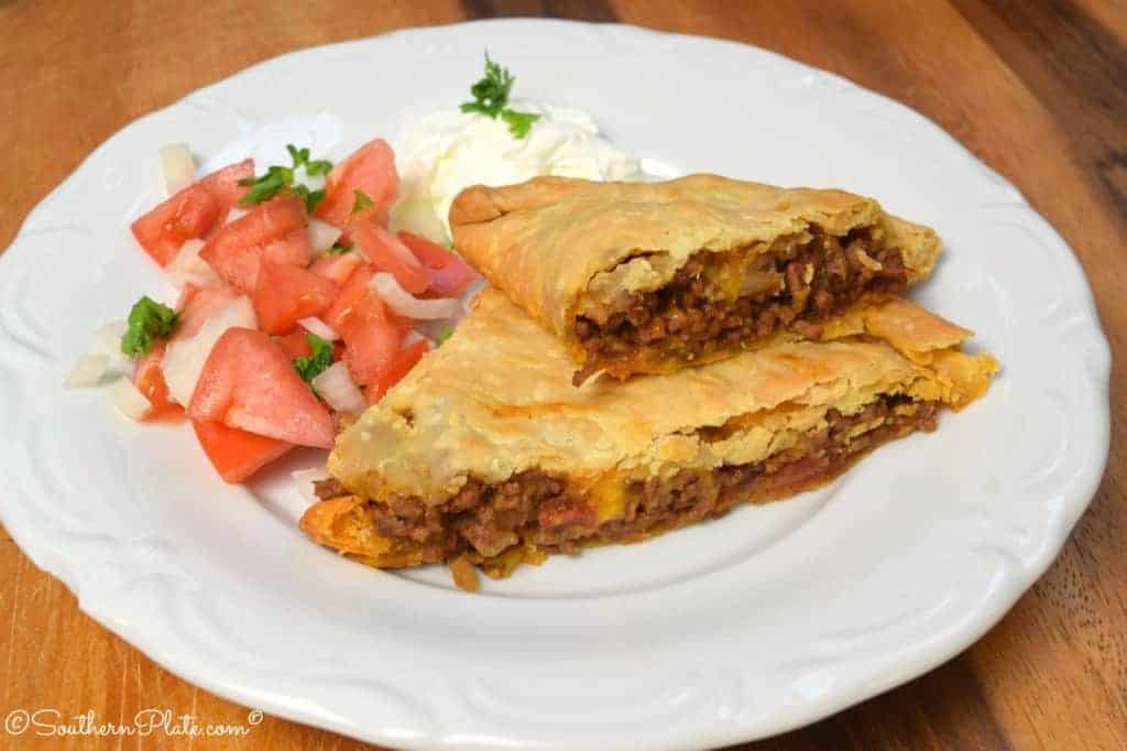 Giant Beef Empanadas - and Good People