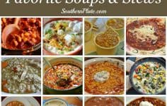 faovrite soups and stews