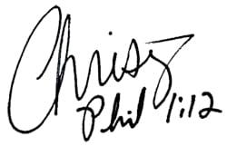 small signature