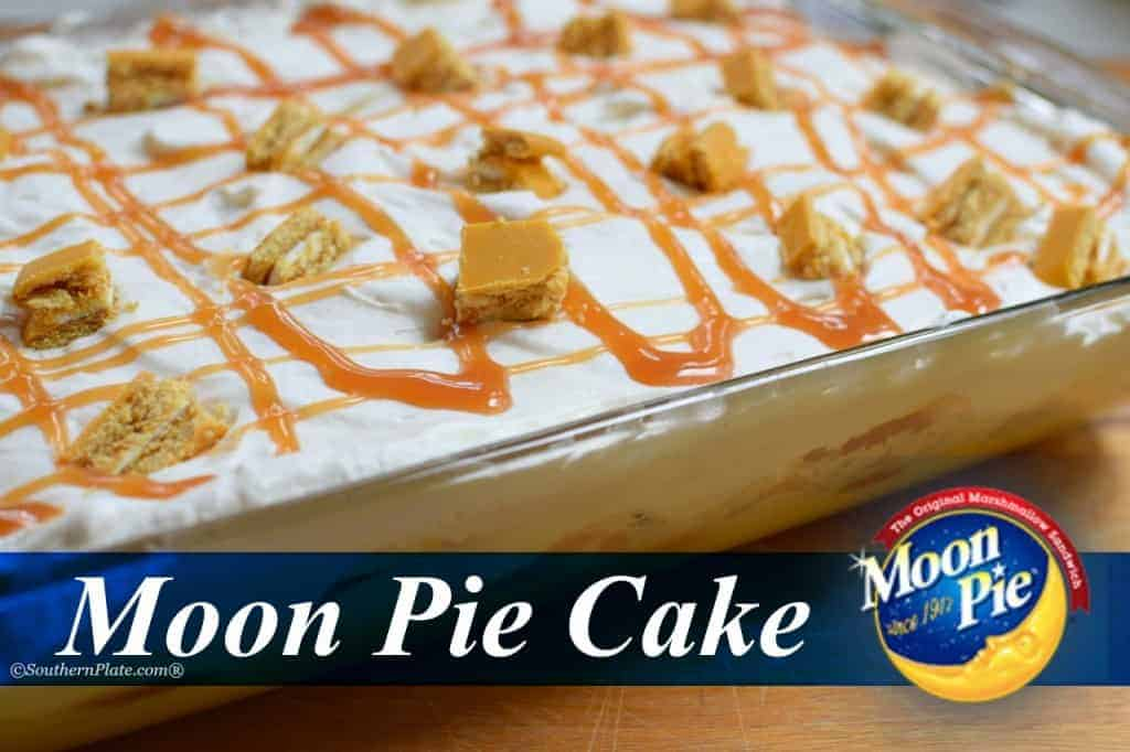 Moon Pie Cake - and how I surprised Jeff Foxworthy & Moon Pie Cake \u2013 and surprising Jeff Foxworthy | Southern Plate