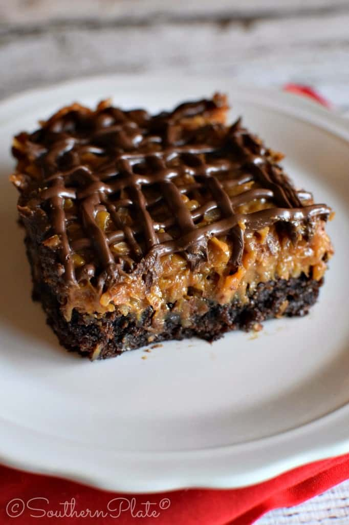 Samoa Brownies And My Time As A Cub Scout Southern Plate