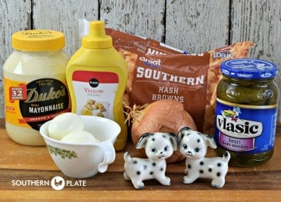 Copycat Thomas BBQ Potato Salad