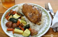 moore's marinade plate