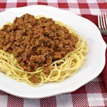Linda's highlighted Spaghetti