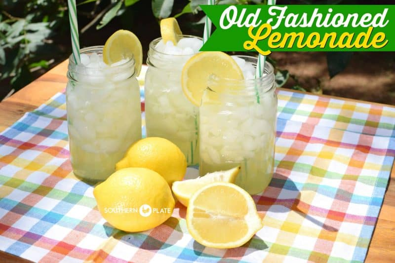 Old Fashioned Lemonade - and the folks who have it figured out