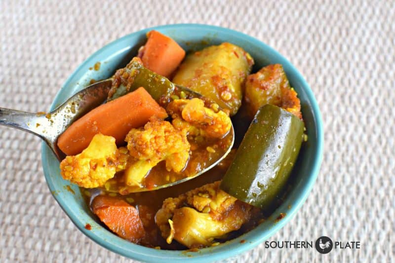 Asian Relish (Achar) from Ball Fresh Preserving