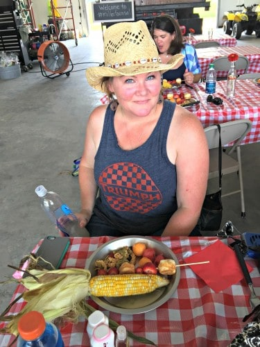Farm Tour and Hands Off Way To Cook Corn!