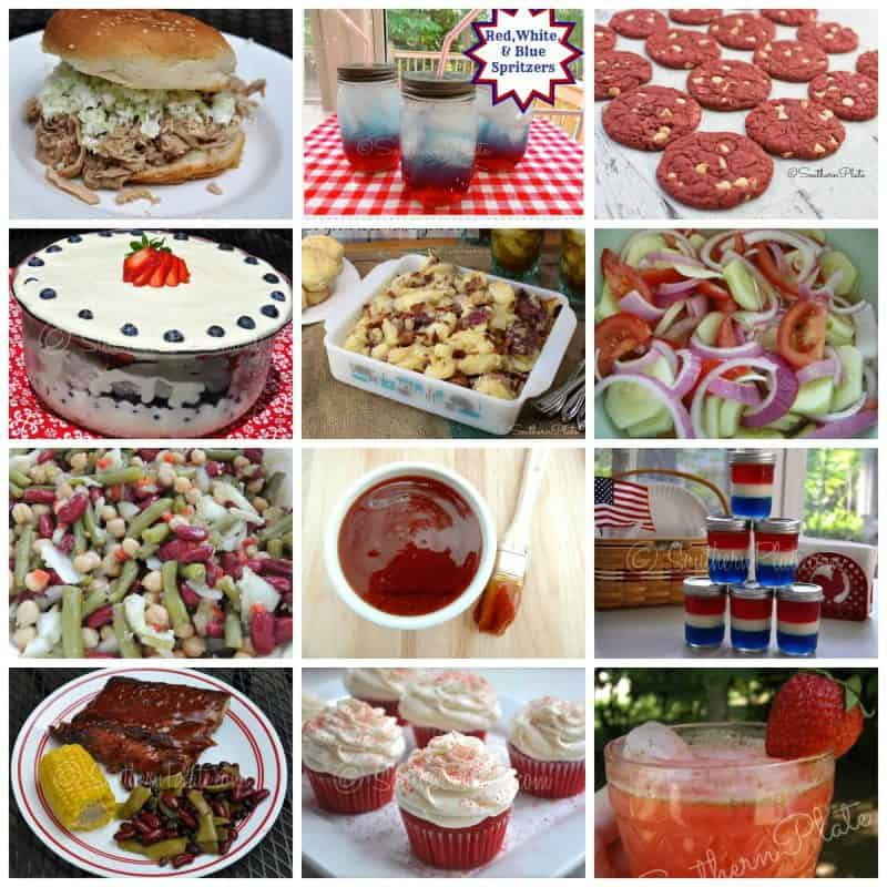 Independence Day Recipe Roundup!