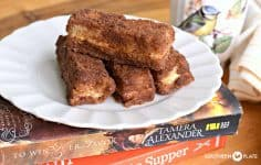 Stuffed Cinnamon Toast Sticks
